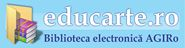 EduCarte.ro - Biblioteca electronică AGIRo