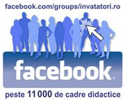 Grupul de Facebook Învăţători.ro