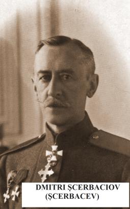 1930_-_Generalul_rus_Dmitri_Scerbaciov