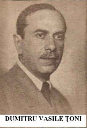 Dumitru Vasile Țoni