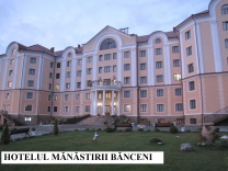 Hotelul Manastirii Banceni